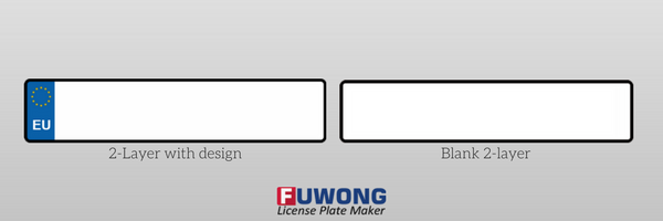 show plates step by step guide for custom number plate maker