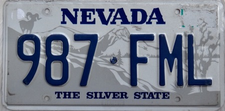 Silver state of Nevada